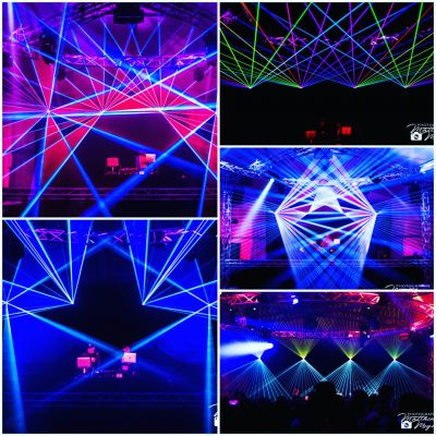 DJ on Tour (Lasershow)