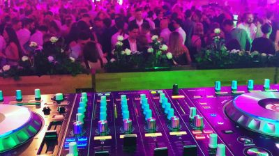 ABI Ball DJ 2 Events