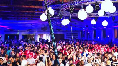 ABI Ball DJ Events