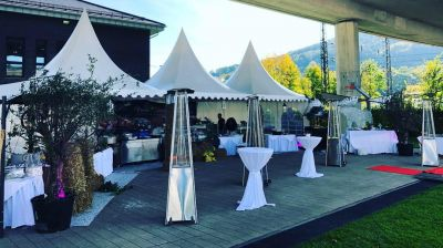 Zelt Catering Wedding 3 Events